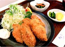 【御食事処 大海】 カキフライ定食